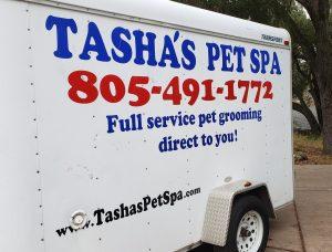 Tasha is Mobile