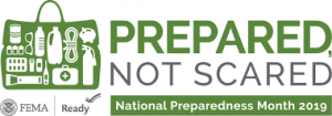 National Preparedness Month - September - Paso.biz